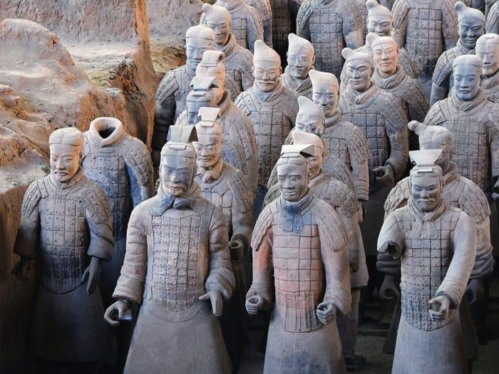 Monument chinois