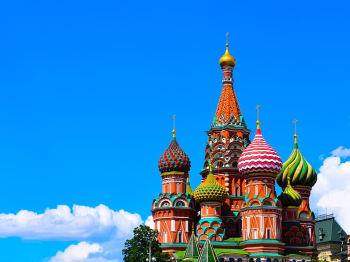 Referência de russo