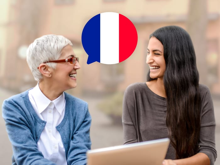 Vorbind franceza