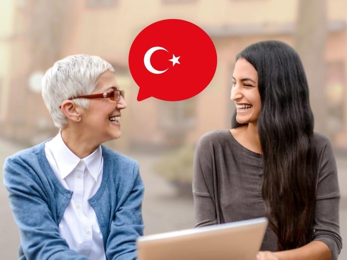 तुर्की बोलना
