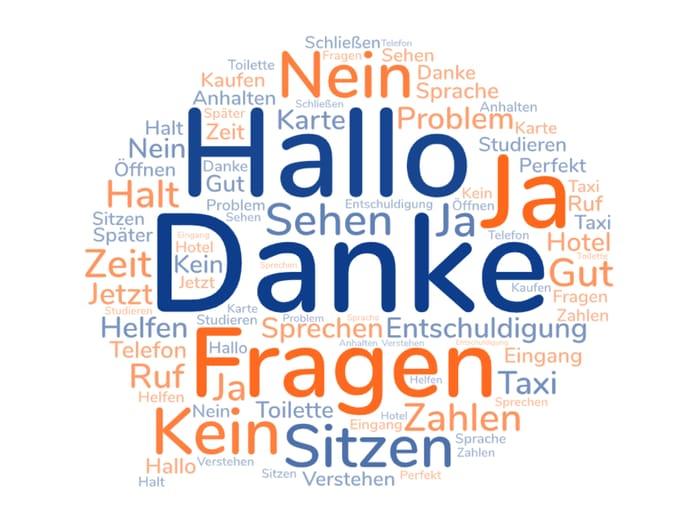 Cuvinte germane de top
