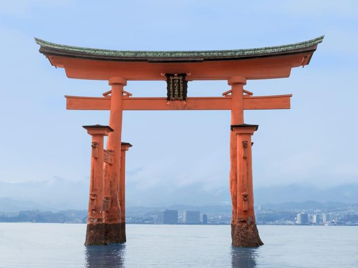 जापानी लैंडमार्क