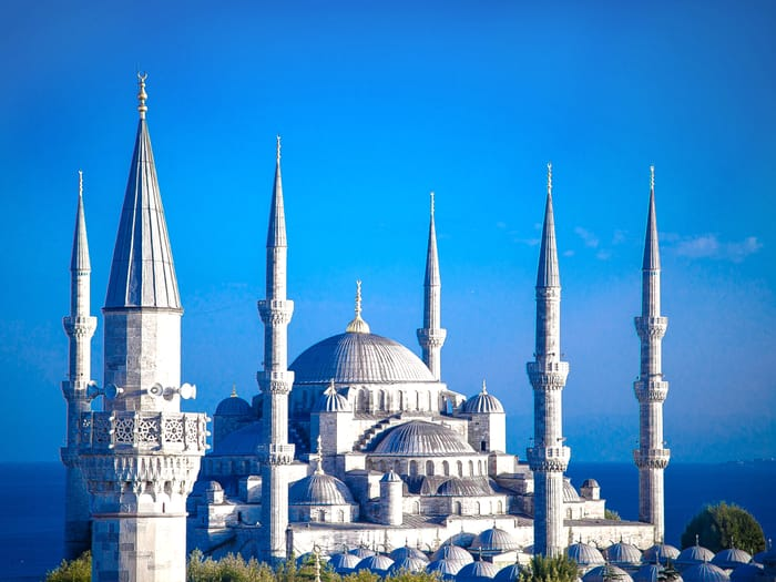 Türkisches Wahrzeichen