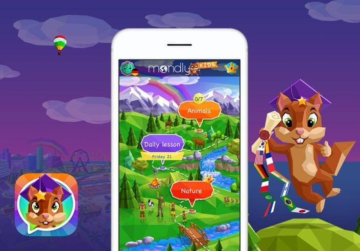 App Mondly Kids