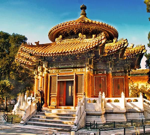 Изучайте китайский онлайн, чтобы посетить Запретный город (Китай)