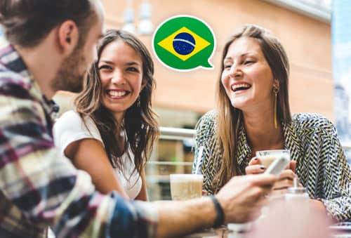 Come parlare portoghese con le app di Mondly per il portoghese discorsivo