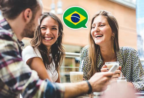Cómo hablar portugués con la app de Mondly para portugués convesacional