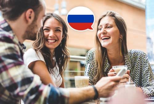 Cómo hablar ruso con la app de Mondly para ruso convesacional