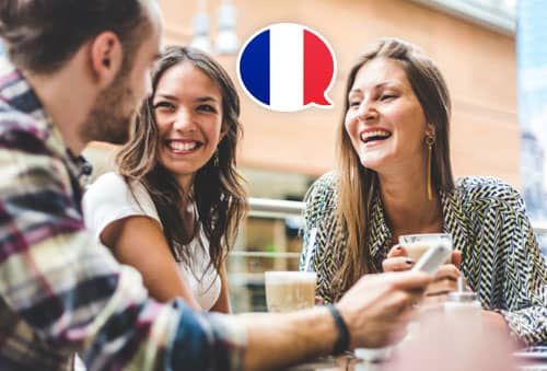 How to speak French with Mondly's apps for conversational French