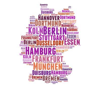 Palabras en alemán y palabras alemanas que puedes aprender con Mondly