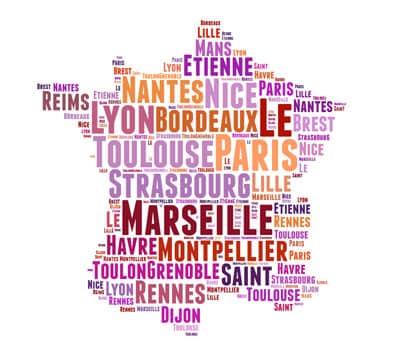 Palabras en francés y palabras francesas que puedes aprender con Mondly