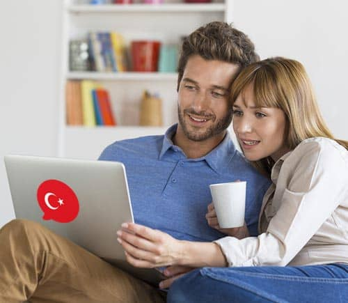 Image showing people learning common Turkish phrases and sentences in Turkish